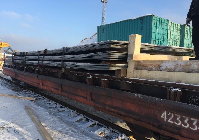 Vollert steel sheets